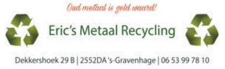 Eric's Metaal Recycling